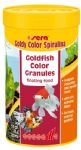 SERA GOLDY COLOR SPİRULİNA 50ML