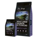 PROFINE ADULT LARGE SALMON & POTATOES KÖPEK MAMASI 3 KG