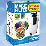 MAGIC FILTER EXTERNAL 2+UV LAMP